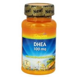 Thompson DHEA 100 MG 30 Vegetarian Capsules
