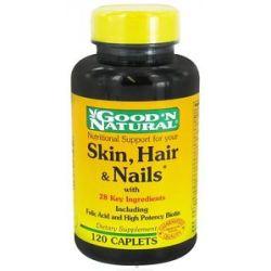 Good 'N Natural Skin Hair Nails 120 Tablets