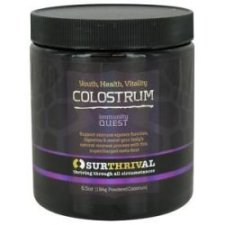 Surthrival Colostrum Immunity Quest 6 5 Oz