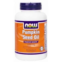 Now Foods Pumpkin Oil 1000 MG 100 Softgels