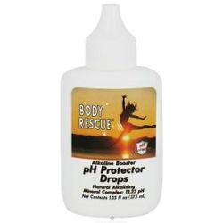 Body Rescue Alkaline Booster Ph Protector Drops 1 25 Oz
