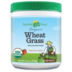 Amazing Grass Wheat Grass Powder 30 Servings 8 5 Oz