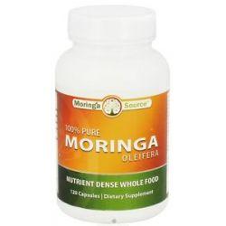 Moringa Source Moringa Oleifera 800 MG 120 Capsules