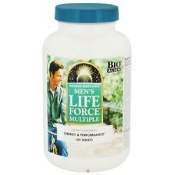 Source Naturals Men's Life Force Multiple 180 Tablets