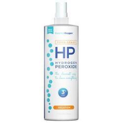 Essential Oxygen Hydrogen Peroxide Solution 3 Food Grade 8 Oz