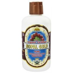 Dynamic Health Nopal Gold Organic Certified 100 Pure 32 Oz