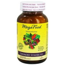 MegaFood Therapeutix Thyroid Strength 90 Vegetarian Tablets