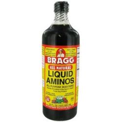 Bragg All Natural Liquid Aminos All Purpose Seasoning 32 Oz