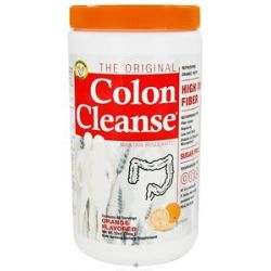Health Plus Colon Cleanse The Original High Fiber Sugar Free Orange 12 Oz