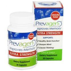 Quincy Bioscience Prevagen Extra Strength Memory Support 30 Vegetarian