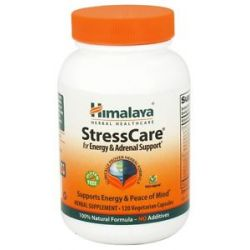 Himalaya Herbal Healthcare Stresscare Geriforte for Energy Adrenal Support