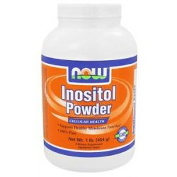 Now Foods Inositol Powder 1 Lb 733739005298