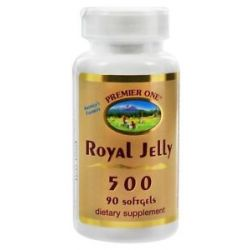 Premier One Royal Jelly 500 90 Gelcaps