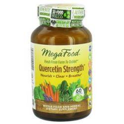 MegaFood Quercetin Strength 60 Tablets