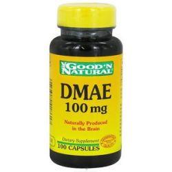 Good 'N Natural DMAE 100 MG 100 Capsules