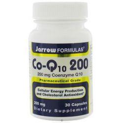 JARROW Formulas Co Q10 200 MG 30 Capsules