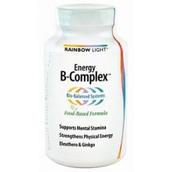 Rainbow Light Energy B Complex 90 Tablets