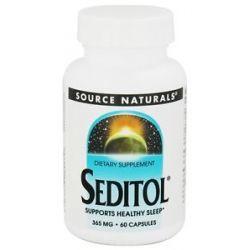 Source Naturals Seditol 60 Capsules 021078024514
