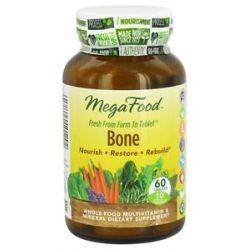 MegaFood Bone Multivitamin 60 Tablets