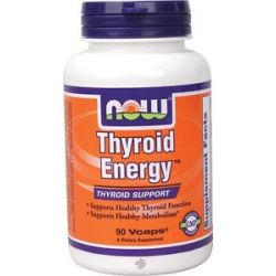 Now Foods Thyroid Energy 90 Vegetarian Capsules