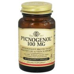 Solgar Pycnogenol 100 MG 30 Vegetarian Capsules