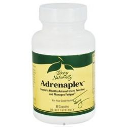 EuroPharma - Terry Naturally Adrenaplex - 60 Capsules