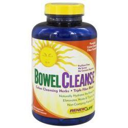 Renew Life Bowel Cleanse 150 Vegetarian Capsules
