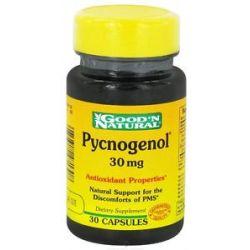 Good 'N Natural Pycnogenol 30 MG 30 Capsules