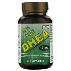 Only Natural DHEA 99 Pure 10 MG 60 Capsules