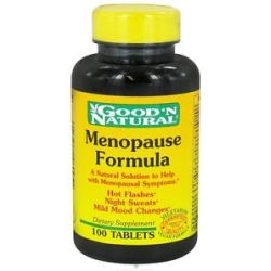 Good 'N Natural Menopause Relief 100 Tablets