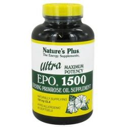 Nature's Plus Ultra EPO 1500 MG 90 Softgels