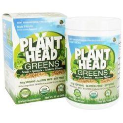 Genceutic Naturals Plant Head Greens 10 Oz