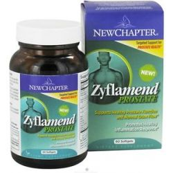 New Chapter Zyflamend Prostate 60 Softgels