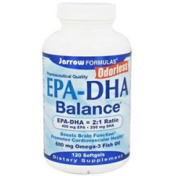 JARROW Formulas EPA DHA Balance 120 Softgels