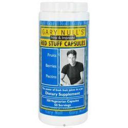 Gary Null's Red Stuff 300 Vegetarian Capsules