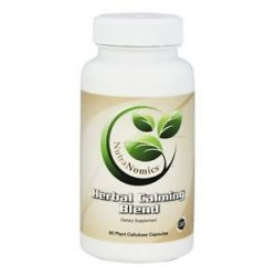 Nutranomics Herbal Calming Blend Supplement 60 Capsules