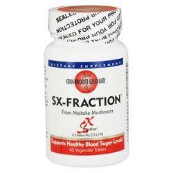 Mushroom Wisdom Maitake SX Fraction 45 Vegetarian Tablets 791014201001