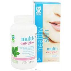 Genuine Health Healthy Skin Multi Daily Glow 120 Tablets
