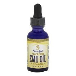 Emu Gold 100 All Natural Emu Oil Ultra Active 1 Oz