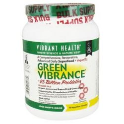 Vibrant Health Green Vibrance Green Foods Version 14 0 35 27 Oz