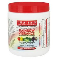 Vibrant Health Rainbow Vibrance Superfood Version 2 0 6 24 Oz 074306800428
