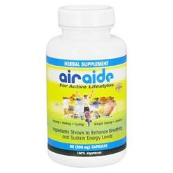 Nu Century Herbs Airaide for Active Lifestyles 90 Capsules