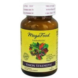 MegaFood Therapeutix Vision Strength 60 Vegetarian Tablets
