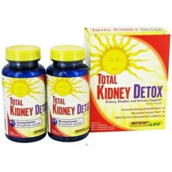 Renew Life Total Kidney Cleanse 30 Day Program 120 Capsules