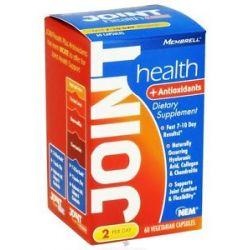 Membrell Joint Health Plus Antioxidants Natural Eggshell Membrane NEM 60