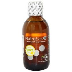 Ascenta Health Nutrasea HP Concentrated High EPA Omega 3 Supplement Zesty