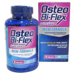 Osteo bi flex with hyaluronic acid
