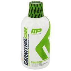 Muscle Pharm Liquid Carnitine Core Series Balanced Formula with Raspberry