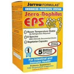 JARROW Formulas Jarro Dophilus EPS Enhanced Probiotic System 120 Vegetarian