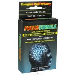 Windmill Health Products Focus Formula Brain Enhancement Supplement 60
